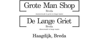 Grote Man Shop Breda